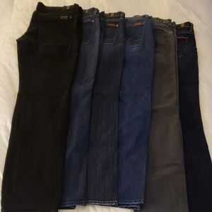 7 for all mankind bunkle